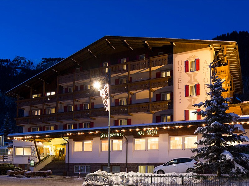 Imagine despre hotel astoria