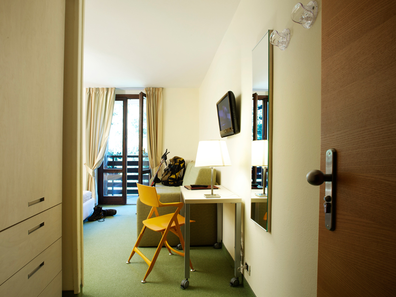 Image about hotel alaska folgarida
