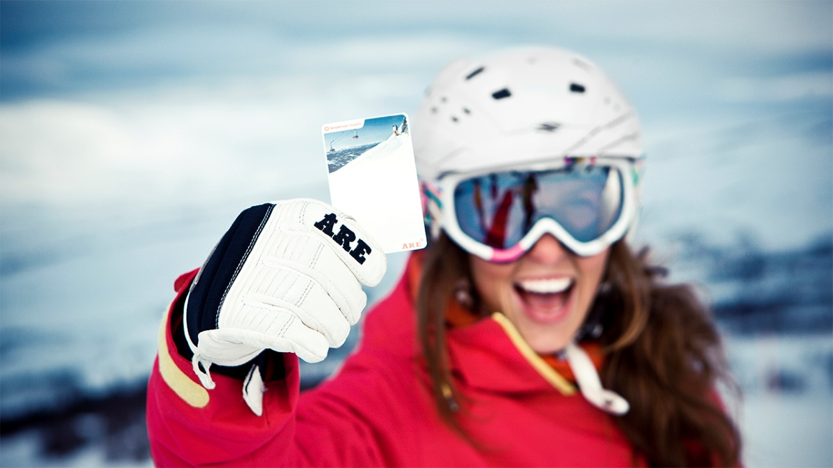 Image about skipass free on livigno