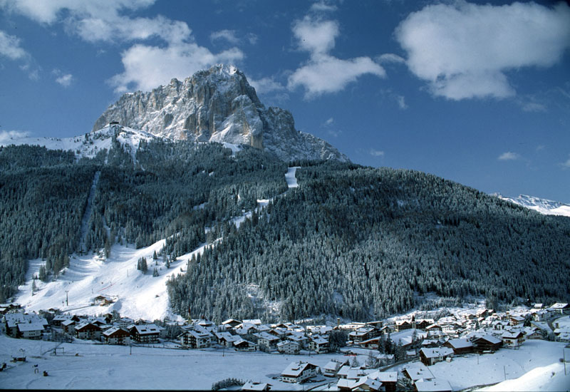Imagine despre val gardena